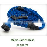 New Garden 3X Hose ,Expandable Hose with Multipurpose Sprayer,Magic Garden Hose from Yongkang Lisheng