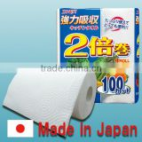 Easy to use and Hot-selling ebay brazil Ellemoi disposable roll towel with Luxury made in Japan