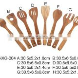 China Wholesale Custom hotel wood kitchen utensils and their uses
