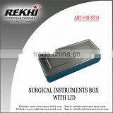 surgical holloware instruments box,medical surgical instruments box,stainless steel surgical instruments box