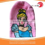Oem Orders Are Welcome Softest Bath Mitts /Bath Glove
