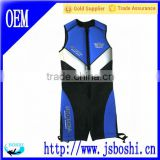 blue neoprene foam EPE solas approved life life jacket for marine