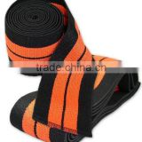 Supports Gym Training Straps Weightlifting Custom Knee Wraps