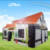 mobile inflatable pub tent