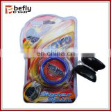 2014 cheap plastic yoyo toys for kids with certificate