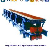 Long Distance and High Temperature Conveyor