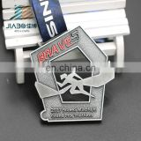 Jiabo custom metal made finisher gymnastics medals