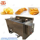 2 Basket Gas Deep Fryer/Double Basket Fried Chicken Machine Suppliers/2 Basket Deep Fryer for Commercial Use