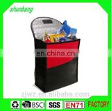 foldable mini beer non woven bulk cooler bag