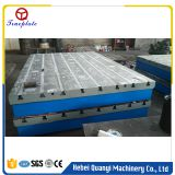 Quanyi  ductile cast iron lapping surface plates with T-slot