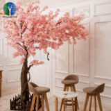 china wholesale artificial cherry blossom tree for home decoration