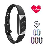Best quality free shipping mobile wellness watch band rubber band with calories burned