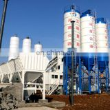 hot sale 60 M3/H Ready Mix Concrete Batching Plant for Professional Concrete Distributor