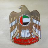 UAE national day UAE seven shaikhs Dubai eagle medal,UAE National Day Medal Supplier China,Medals