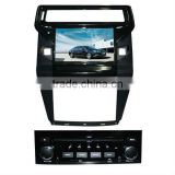 "8"" Car GPS navigation DVD player for Citroen C4 with 8CD,IPOD,BT,TV,and IPHONE menu"