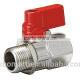 gas water oil brass ball valve good quality