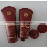 plastic face cleaning lotion tube