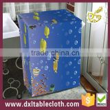Printed non-woven fabric 3D graphic washing machine cover protective covers