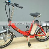 2013 new style mini ebike adult Fold bycicle electric bike