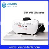 Factory hot sex video player 3D virtual reality glasses vr case