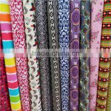 40*40 cotton twill or poplin printing COMBED quanlity 100% cotton fabric