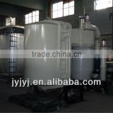 Chrome or Aluminum metallizing machine