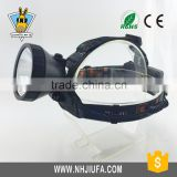 Waterproof outdoor usage 1800 lumens high power xml t6 led headlamp 1000 lumen led headlamp rechargeable led headlamp