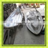 aluminum boat canoe kayak mould