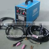 Shanghai Rongyi WS200 New Mini DC TIG/MMA Mosfet Inverter brass welding machine