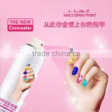 New Arrival Nail Spray Nail Polish Spray Wholesale direct selling