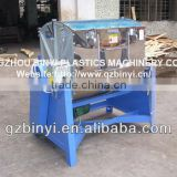 Horizontal color mixing machine for waste plastics, plastic material color mixer machine