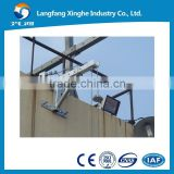 China cheap steel suspended rope platform / electric suspended scaffolding / window cleaning gondola lift for sale