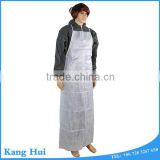 2013 Top Disposable Isolation Gown, PE Coated/Spunbond Protective Gown