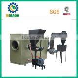 Wood pellet fired hot air furnace/ air heating furnace// hot blast furnace