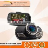 2016 New design quad HD1440p/30fps 2.7 inch full hd car security systems
