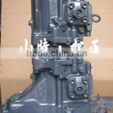 excavator spare parts, PC300-7 hydraulic pump ass'y, main control pump 708-2G-00024
