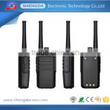 Trade Assurance UHF handheld encrypted two way radio/walkie talkie 5-10km16 channels with factory price and military quality
