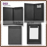 Elegant classic restaurant menu book led check presenter estaurant bill folder