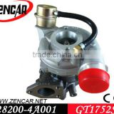Hyundai Commercial Starex (H1) turbo GT1752S 28200-4A001