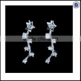 New Arrival Charm S925 Earring Wholesale Sterling Silver findings