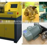 common rail injector test bench for repair vehicle