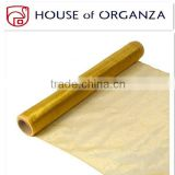 Multicolour Polyester Organza Roll