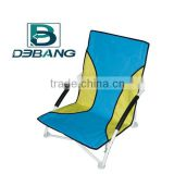 Sand Beach Chair With Carrybag -- Easy CInhouse One-Stop Production procedure Side View Of Our Factory arry