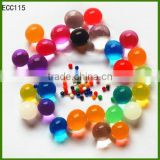 New Magic Crystal Mud Soil Water Beads for Flower Garden Planting Decor