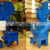Qingdao Dongheng Mechanical Equipment/Continuous spinning Turntable Type Shot blasting machine