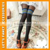 Women's black Velvet japanese stocking sex legging sex ladies tube nylon stocking wholesale free pantyhose stockings PGSK-0166