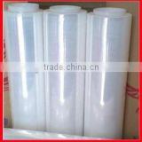 Factory supply super tension PE wrappling film/PE stretch wrap/stretch film for export pallet