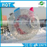 Hot Sale Dia3m human sized hamster ball price,cheap zorb balls,zorb ball for bowling