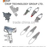 NXL Series Wedge Type Strain Clamp Manufacturer/Good Performed Aluminium Alloy Strain Clamp