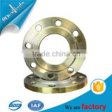 2'' Stainess steel 304 plate flange in low pressure with test process factory direct